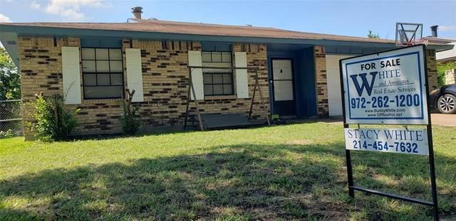 401 Parkvale Lane, Grand Prairie, TX 75052 (MLS #14600602) :: VIVO Realty