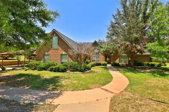 326 Alexandra Drive, Tuscola, TX 79562 (MLS #14600605) :: The Hornburg Real Estate Group