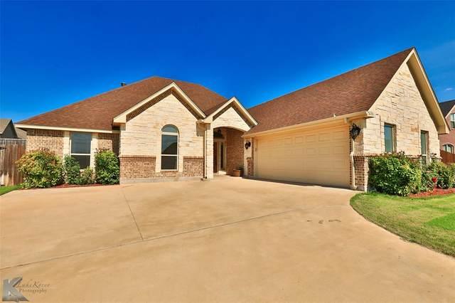 5233 Granite Circle, Abilene, TX 79606 (MLS #14600610) :: RE/MAX Pinnacle Group REALTORS