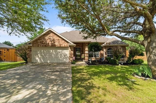 119 Bob White Court, Rockwall, TX 75087 (MLS #14600611) :: RE/MAX Pinnacle Group REALTORS