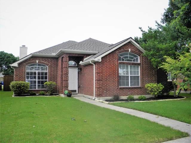 1101 Shumard Street, Allen, TX 75002 (MLS #14600617) :: VIVO Realty