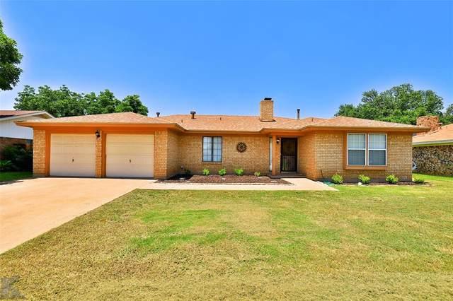 3034 Cherry Bark Street, Abilene, TX 79606 (MLS #14600631) :: Jones-Papadopoulos & Co