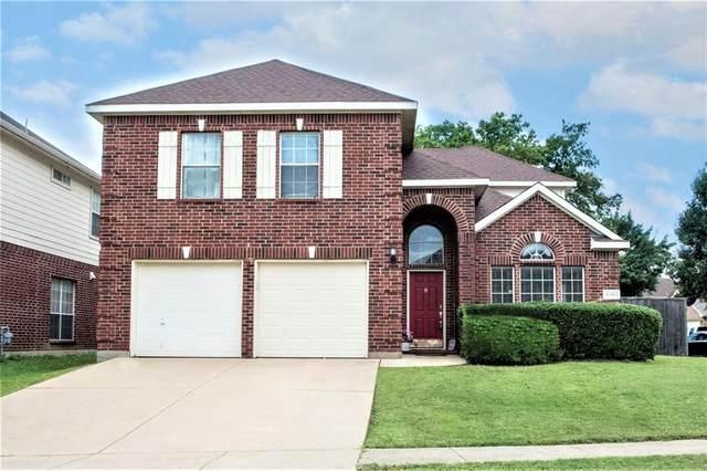 4503 Westchester Glen Drive, Grand Prairie, TX 75052 (MLS #14600632) :: EXIT Realty Elite
