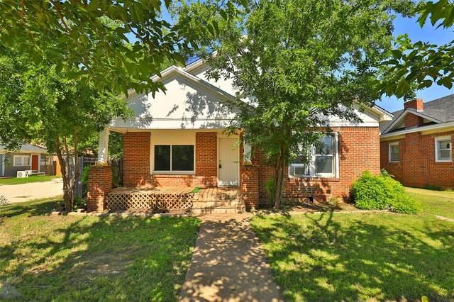 317 Ross Avenue, Abilene, TX 79605 (MLS #14600639) :: Jones-Papadopoulos & Co