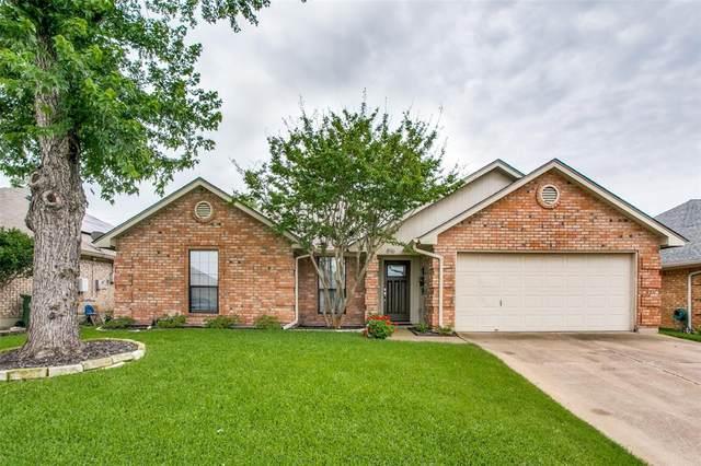 816 Fondren Drive, Arlington, TX 76001 (MLS #14600640) :: Feller Realty