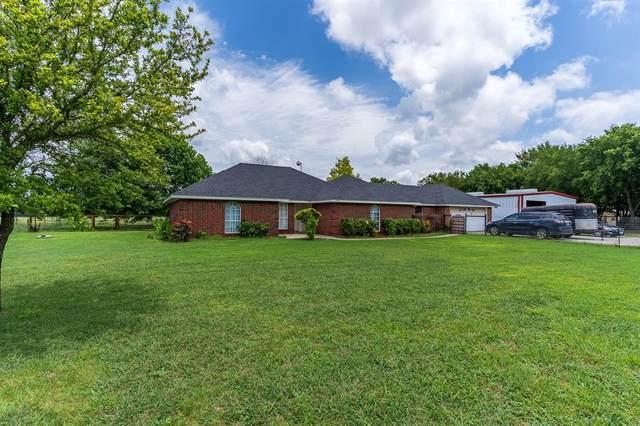 203 Vinyard Drive, Waxahachie, TX 75167 (MLS #14600655) :: Robbins Real Estate Group