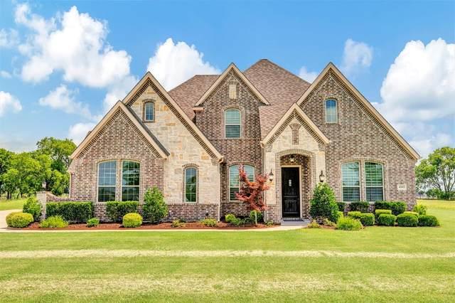 4282 Lake Shore Drive, Mckinney, TX 75071 (MLS #14600659) :: The Property Guys