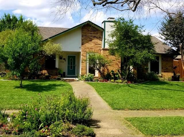 1117 Gannon Drive, Plano, TX 75025 (MLS #14600675) :: The Rhodes Team