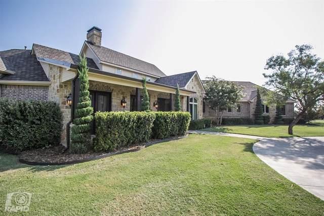 4318 La Hacienda Drive, Abilene, TX 79602 (MLS #14600682) :: Real Estate By Design