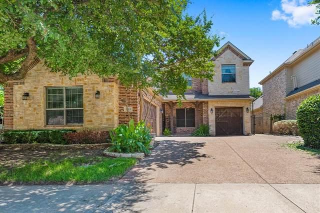 5013 Stonebridge Drive, Colleyville, TX 76034 (MLS #14600684) :: The Chad Smith Team