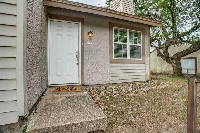 517 Post Oak Lane, Allen, TX 75002 (MLS #14600686) :: VIVO Realty