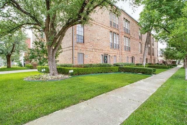 6262 Swiss Avenue F, Dallas, TX 75214 (MLS #14600694) :: Robbins Real Estate Group