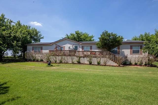 358 Private Road 4440, Rhome, TX 76078 (MLS #14600702) :: Jones-Papadopoulos & Co