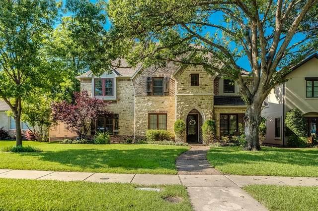 6607 Ellsworth Avenue, Dallas, TX 75214 (MLS #14600710) :: Team Tiller