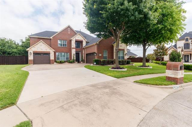 334 Tokara, Grand Prairie, TX 75052 (MLS #14600754) :: VIVO Realty