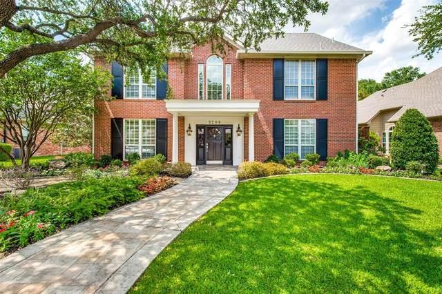 3209 Gary Drive, Plano, TX 75023 (MLS #14600755) :: Robbins Real Estate Group