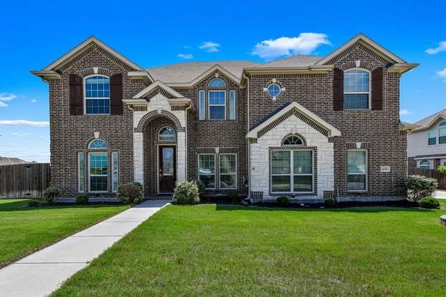 6136 Falls Lake Road, Fort Worth, TX 76179 (MLS #14600760) :: VIVO Realty
