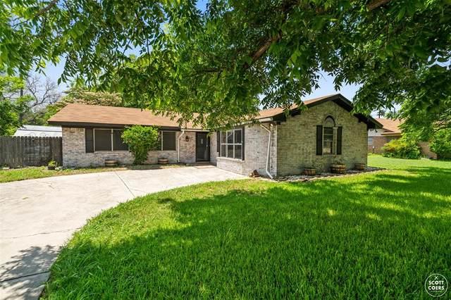 2505 16th Street, Brownwood, TX 76801 (MLS #14600782) :: Real Estate By Design