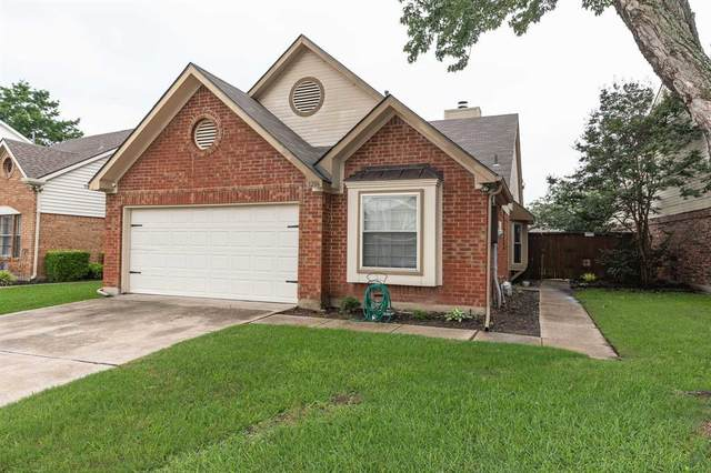 1206 Settlers Way, Lewisville, TX 75067 (MLS #14600813) :: Crawford and Company, Realtors