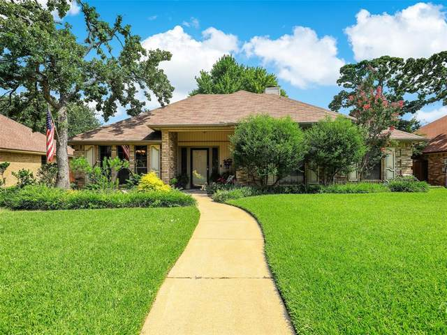 7533 Woodhaven Drive, North Richland Hills, TX 76182 (MLS #14600815) :: Rafter H Realty