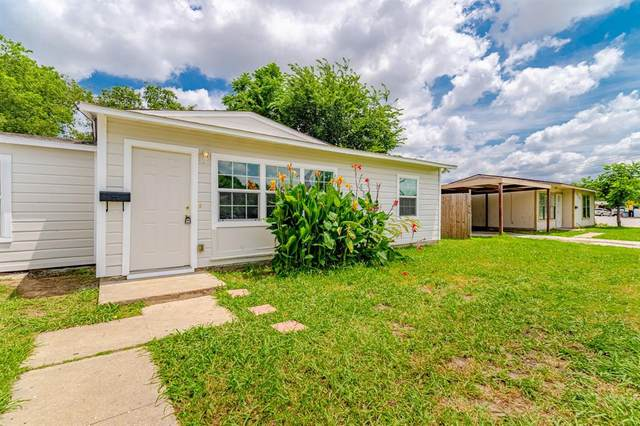 4121 Fairlane Avenue, Fort Worth, TX 76119 (MLS #14600824) :: The Mitchell Group