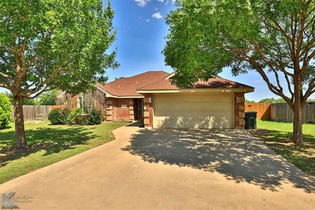 1425 Tulane Drive, Abilene, TX 79602 (MLS #14600847) :: Maegan Brest | Keller Williams Realty
