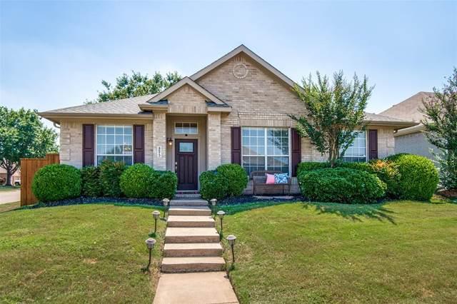 4573 Highridge Drive, The Colony, TX 75056 (MLS #14600875) :: The Chad Smith Team