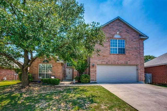 8474 Muirwood Trail, Fort Worth, TX 76137 (MLS #14600889) :: Robbins Real Estate Group