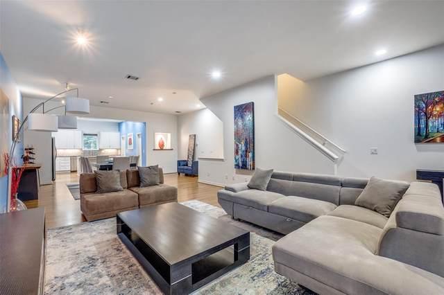 3238 N Haskell Avenue, Dallas, TX 75204 (MLS #14600894) :: Premier Properties Group of Keller Williams Realty