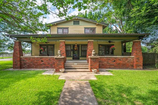 540 W Oneal Street, Wills Point, TX 75169 (MLS #14600927) :: Real Estate By Design