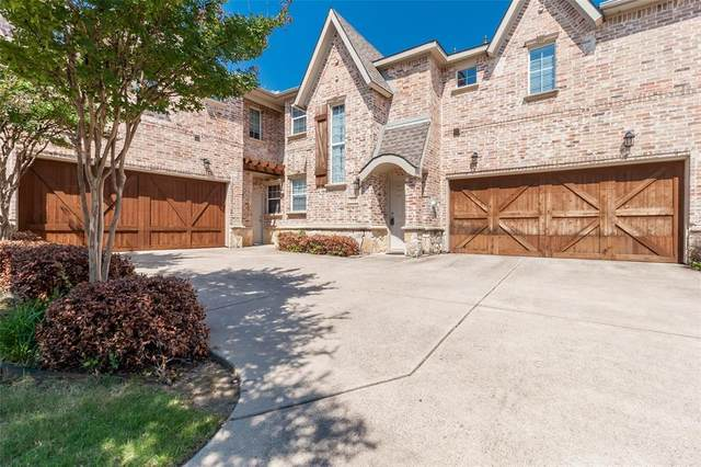 1226 Bethel School Court, Coppell, TX 75019 (MLS #14600949) :: All Cities USA Realty