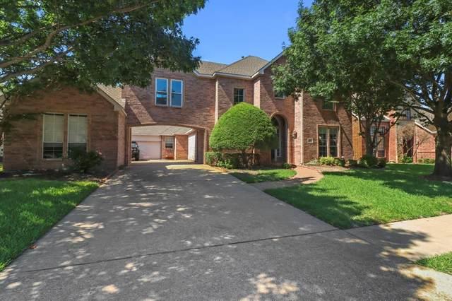 3105 Springbranch Drive, Richardson, TX 75082 (MLS #14600955) :: HergGroup Dallas-Fort Worth