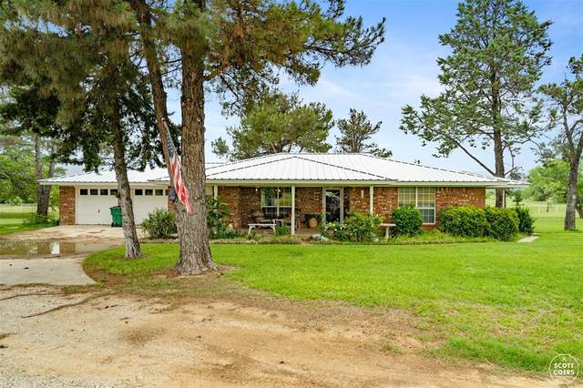 12701 County Road 105, Brownwood, TX 76801 (MLS #14600960) :: Real Estate By Design
