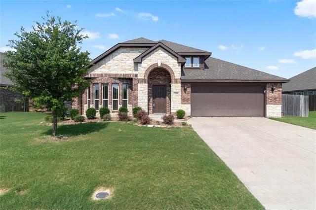 1309 Greenrock Court, Midlothian, TX 76065 (MLS #14600964) :: The Hornburg Real Estate Group