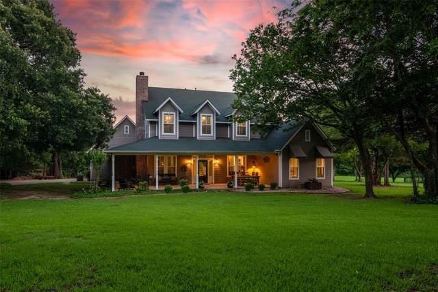 2340 W Washington Street, Sherman, TX 75092 (MLS #14600971) :: Real Estate By Design