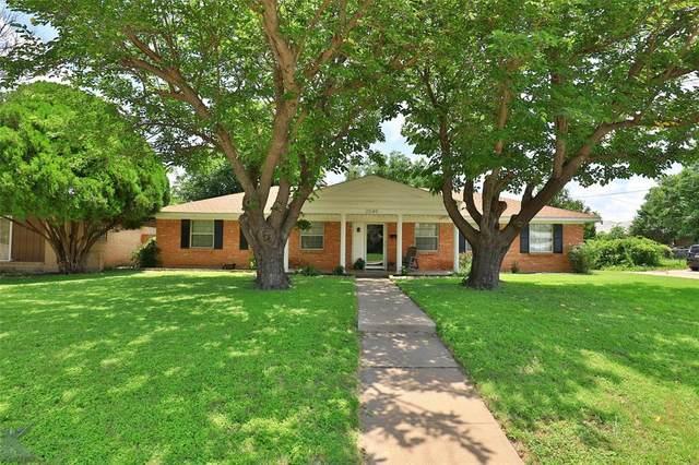 2549 Campus Court, Abilene, TX 79601 (MLS #14600987) :: Robbins Real Estate Group