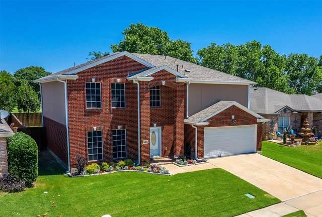 6400 Baltic Avenue, Mckinney, TX 75070 (MLS #14600992) :: Crawford and Company, Realtors