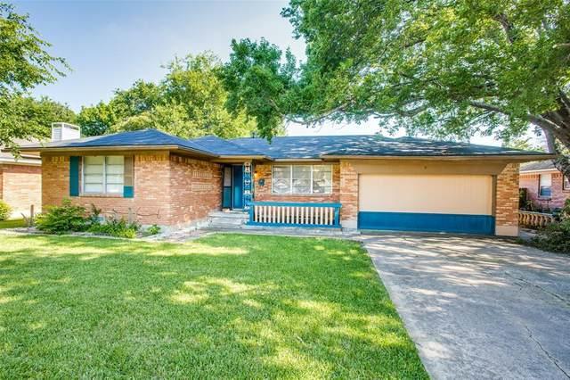 2020 Millmar Drive, Dallas, TX 75228 (MLS #14600993) :: VIVO Realty