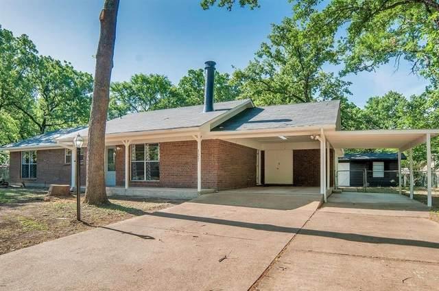 121 Woodland Trail, Gun Barrel City, TX 75156 (MLS #14600995) :: Real Estate By Design