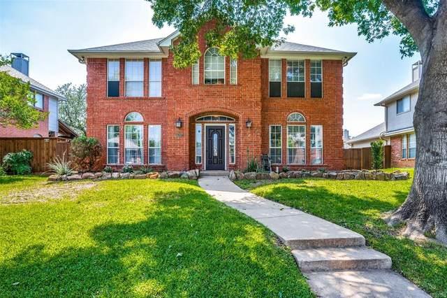 4207 Oak Mount Drive, Carrollton, TX 75010 (MLS #14600996) :: The Mitchell Group