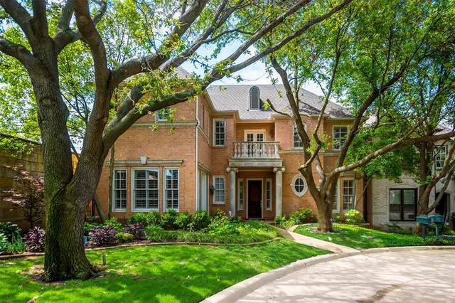 11911 Edgestone Road, Dallas, TX 75230 (MLS #14601010) :: The Mauelshagen Group