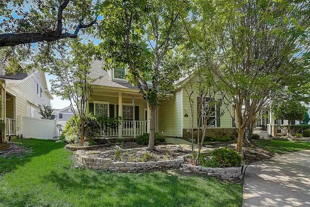 1021 Providence Boulevard, Providence Village, TX 76227 (MLS #14601022) :: Real Estate By Design