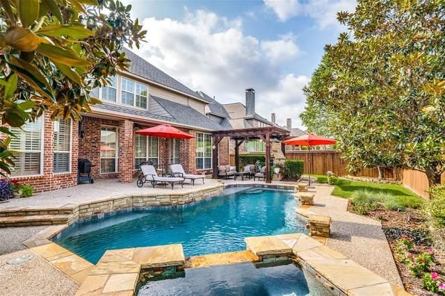 3704 Rottino Drive, Mckinney, TX 75070 (MLS #14601033) :: Robbins Real Estate Group