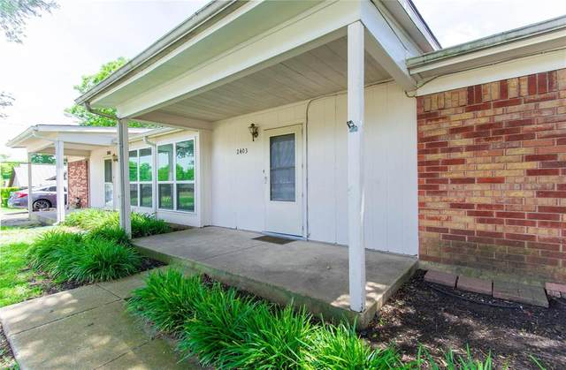 2403 Lakeview Circle, Mckinney, TX 75072 (#14601055) :: Homes By Lainie Real Estate Group