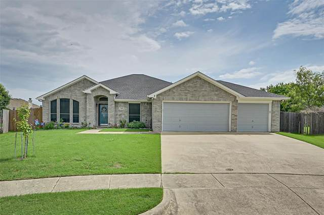1406 Lamesa Circle, Midlothian, TX 76065 (MLS #14601058) :: Robbins Real Estate Group