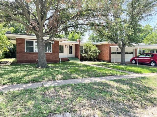 1207 W Wheeler Street, Breckenridge, TX 76424 (MLS #14601066) :: RE/MAX Pinnacle Group REALTORS