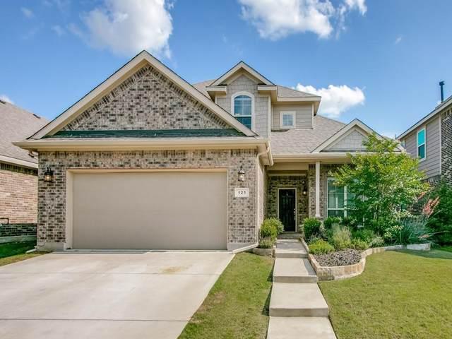 121 Gannet Trail, Argyle, TX 76226 (MLS #14601069) :: Trinity Premier Properties