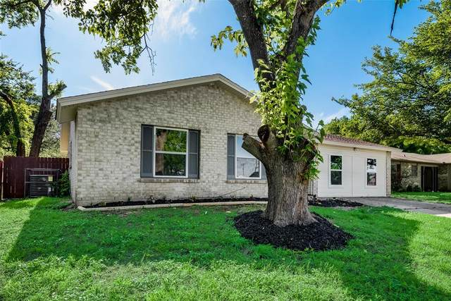1311 Oakbrook Street, Lancaster, TX 75134 (MLS #14601082) :: Robbins Real Estate Group