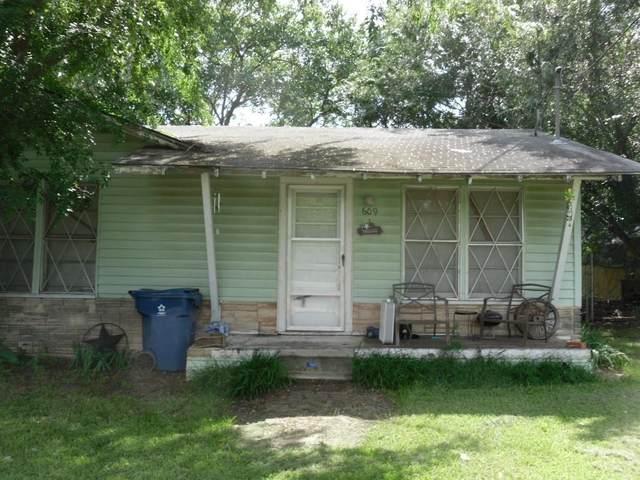 609 N Smith Avenue, Dawson, TX 76639 (MLS #14601085) :: Real Estate By Design