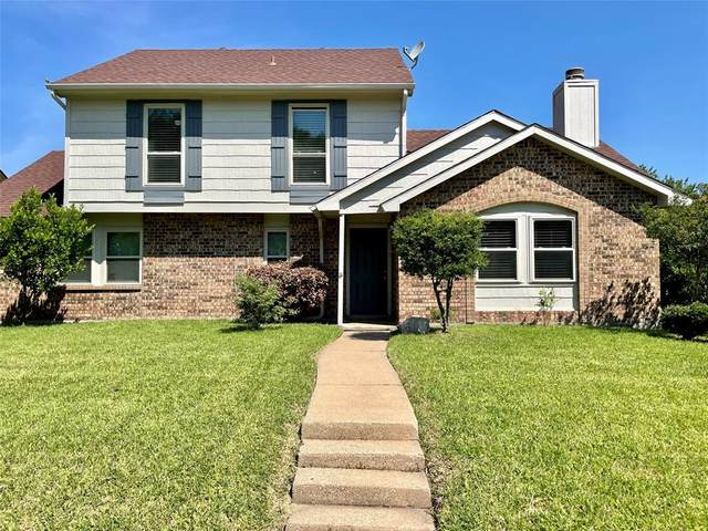 6812 Younger Drive, The Colony, TX 75056 (MLS #14601094) :: Front Real Estate Co.